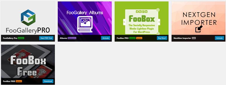 Foogallery addons,Envira Gallery Vs Foogallery