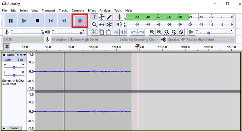 Record with Audacity, podcasting with wordpress