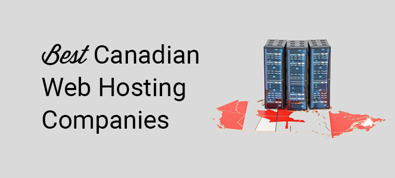 best canadian web hosting companies