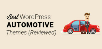 best wordpress automotive themes compared