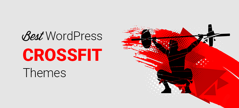 Best WordPress themes for CrossFit and Gym