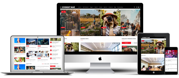 31 Best WordPress Magazine Themes Compared & Reviewed (2019)