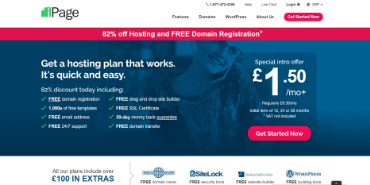 ipage-web-hosting-uk