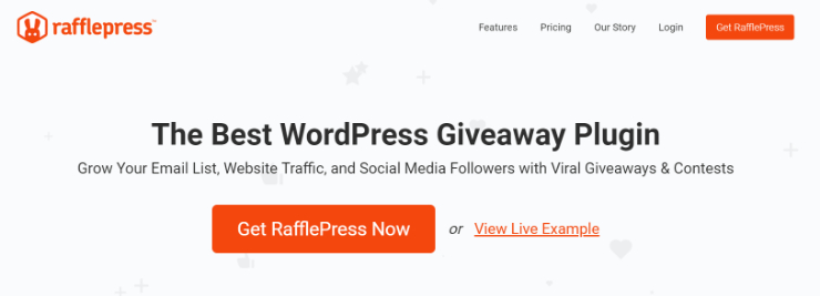 rafflepress-wordpress-giveaway-plugin