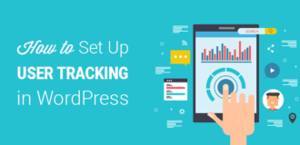 How to set up user tracking in WordPress with Google Analytics