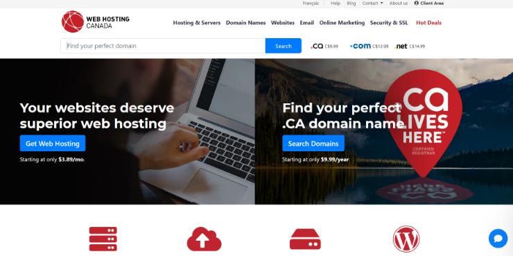 web-hosting-canada