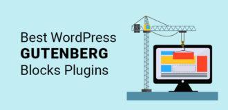 best wordpress gutenberg plugins