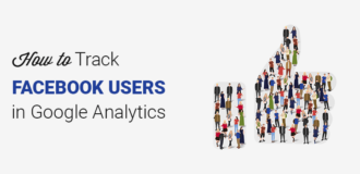 How to track Facebook users in Google Analytics