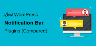 notification bar plugins, wordpress notification bar