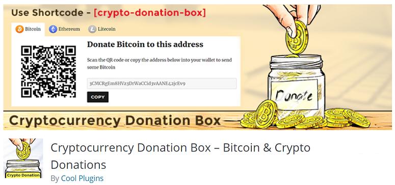donation plugins