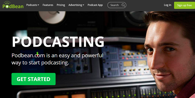 Podbean, podcast hosting