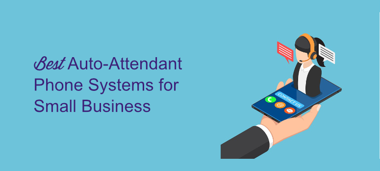 best autoattendant phone systems for small business