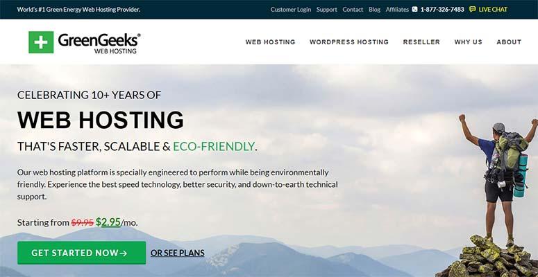 GreenGeeks, free ssl