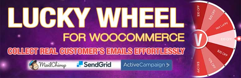 Lucky Wheel for WooCommerce
