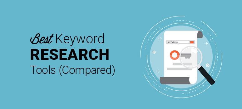 best keyword research tools comapred
