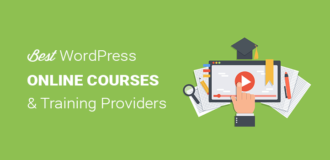 Best WordPress Online Courses and Training Providers