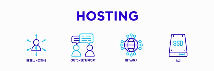 reseller hosting factors
