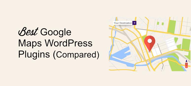 Google Maps Plugins