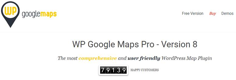 google maps plugin
