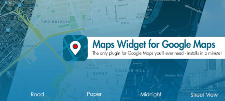 Maps Widgets for Google Maps