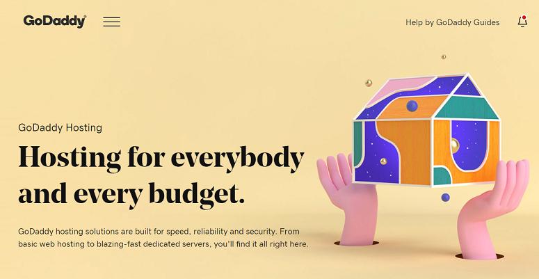 GoDaddy Hosting, cheap  web hosting