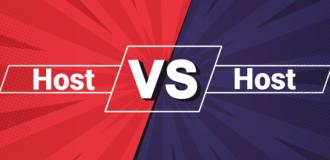 Host vs. host