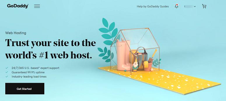 Web Hosting GoDaddy