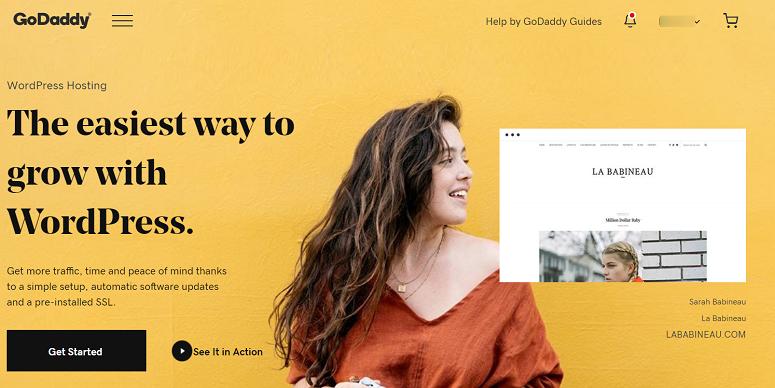 WordPress Hosting godaddy