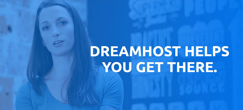 DreamHost Exclusive Deal