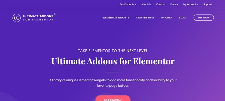 Ultimate Addons for Elementor by Brainstorm Force