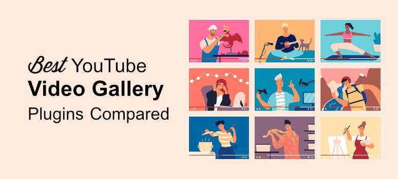 video gallery plugins