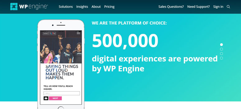 WP Engine Exclusive Deal