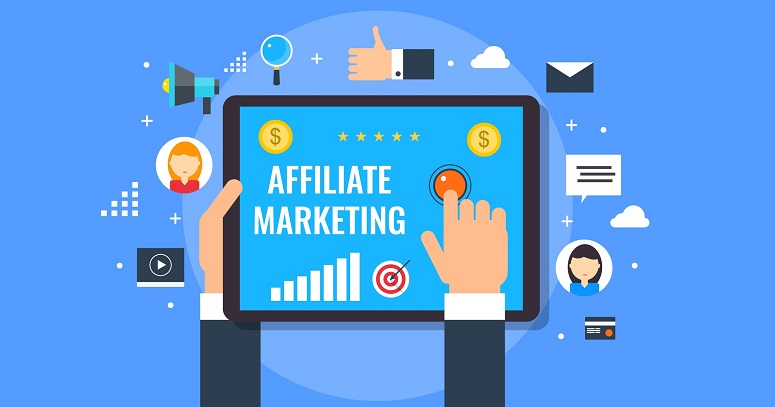 Affiliate marketing services