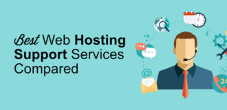 Best hosting support