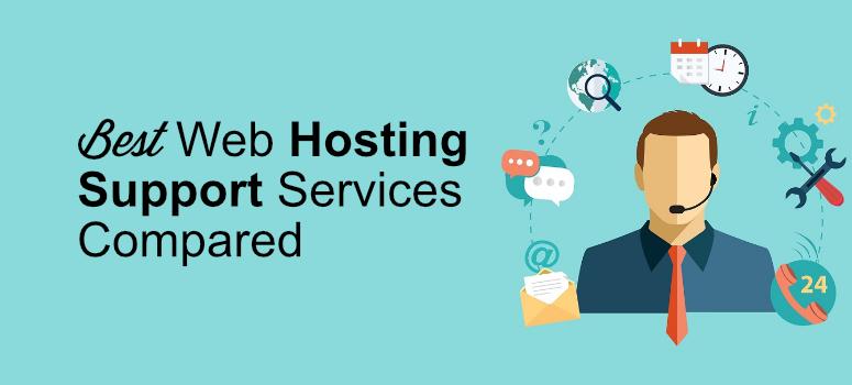 Best hosting support