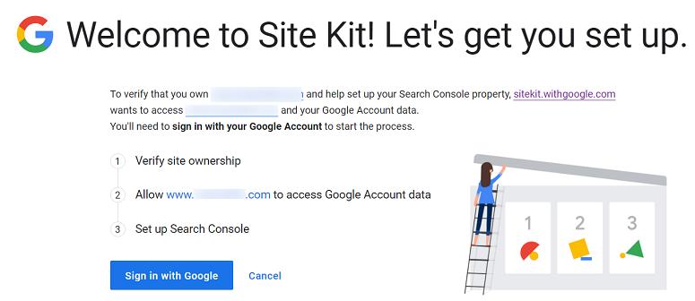 google site kit, google site kit plugin, google site kit review
