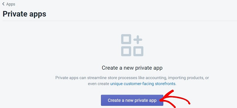 Shopify API