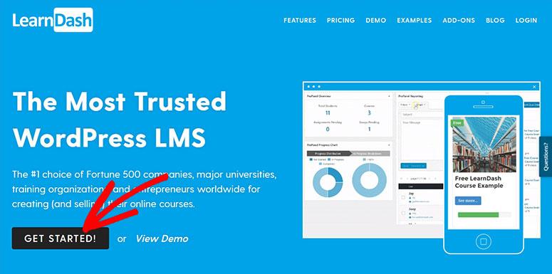 LearnDash Website