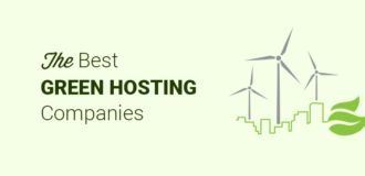 Best Green Hosting Companies