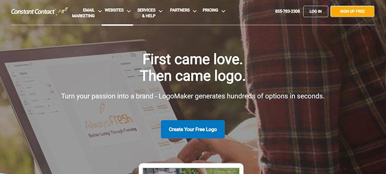 Constant Contact LogoMaker