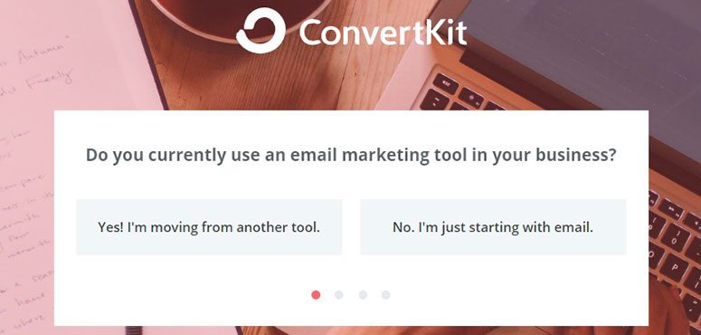 ConvertKit settings