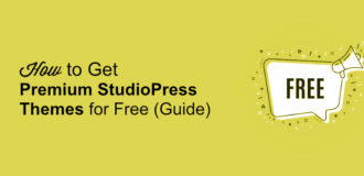 premium studiopress themes for free