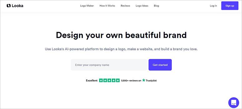 Looka Logo Design