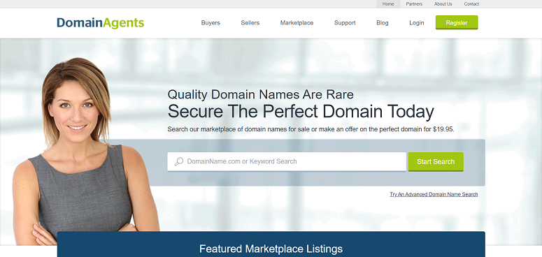 DomainAgents