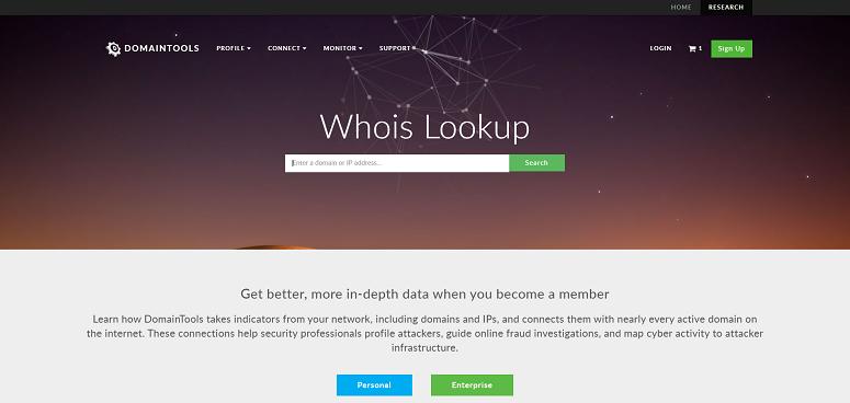 Whois Lookup Domain Availability