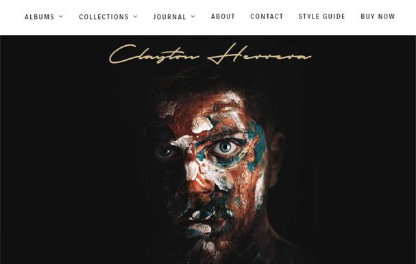 clayton theme