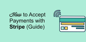 accept payment with stripe