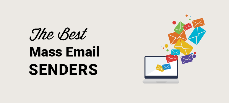 best mass email senders