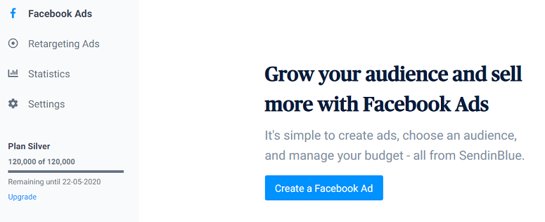 Create fb ads