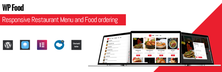 WP Food ordering and Restaurant Menu